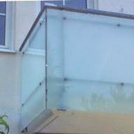 Glaserei + Glasbau - Terrassenverglasungen / Balkonverglasungen   Straubing, Bogen, Niederbayern, Bayerischer Wald